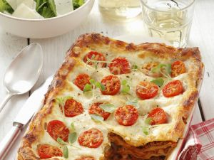 Traditional Baked Pasta Dish recipe