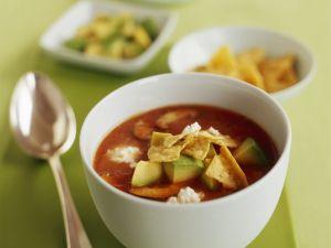 Traditional Mexican Tortilla Soup recipe