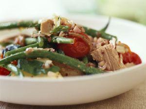 Tuna and Green Bean Salad recipe