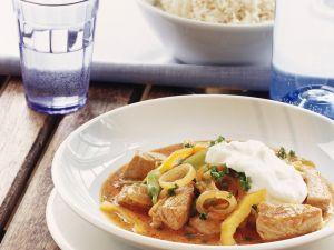 Turkey Goulash recipe