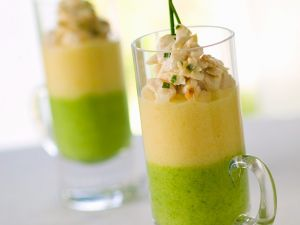 Two Asparagus Soup Shooters recipe