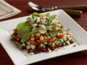 Two-bean Salad with Arugula recipe