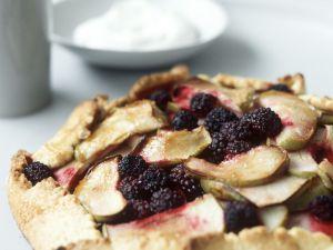 Two Fruit Shortcrust Pie recipe