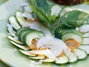 Vegetable Carpaccio recipe