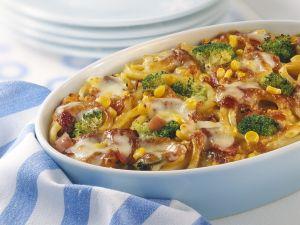 Vegetable Pasta Bake recipe