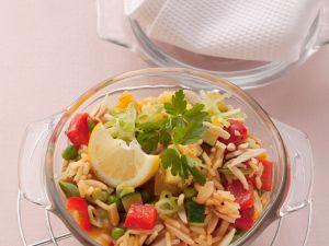 Vegetable-Rice Bake recipe
