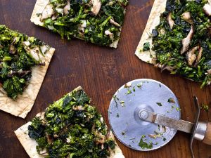 Veggie Flatbread recipe