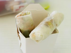 Veggie Wrappers recipe