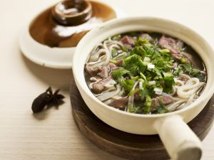 South-east Asian Broth recipe