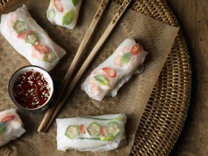 Vietnamese Summer Rolls recipe
