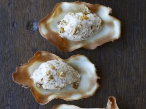 Walnut Cream and Crackers recipe