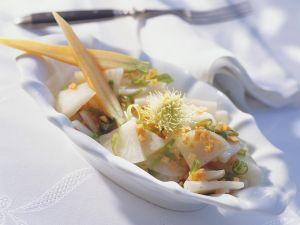 Warm Turnip-carrot Salad recipe