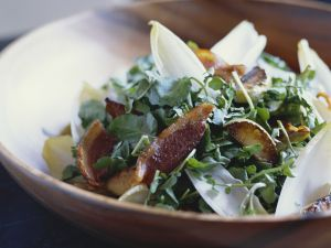 Watercress Salad with Bacon recipe