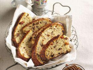 Wheat-free Fruited Tea Bread recipe