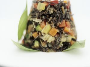 Wild Rice Cups recipe