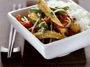 Wok Vegetables recipe