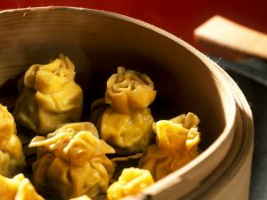 Wontons with Shrimp Filling recipe