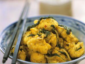 Yogurt-Marinated Monkfish recipe