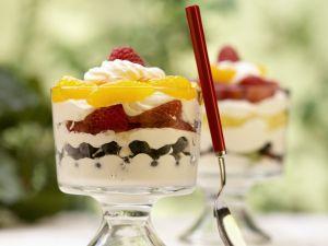 Yogurt Parfait with Fruit recipe