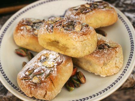 Almond-Pistachio Cookies