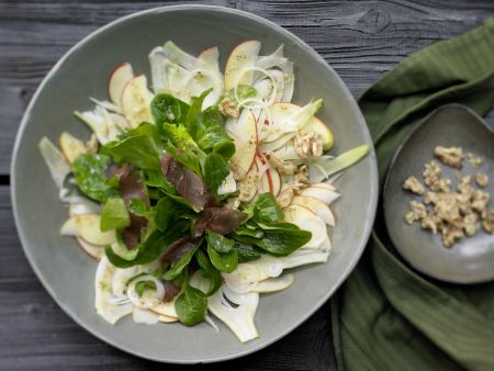 Apple and Fennel Salad