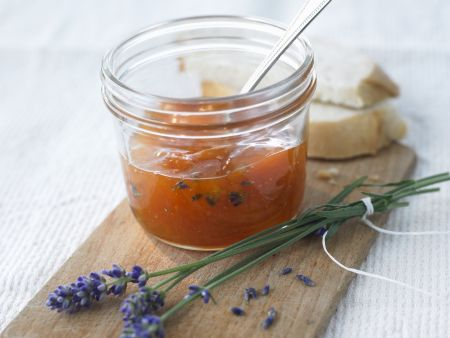 Apricot Jam with Lavender recipe | Eat Smarter USA