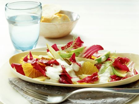 Avocado and Orange Salad with Fennel