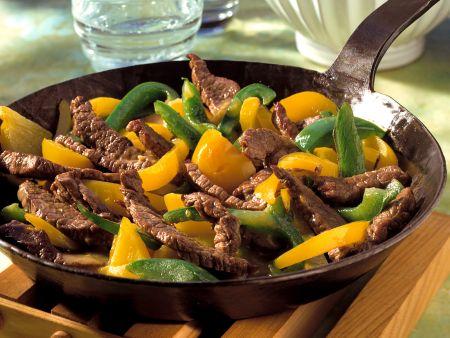 Beef Pan