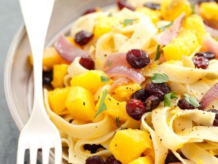 Butternut Squash Tagliatelle recipe | Eat Smarter USA