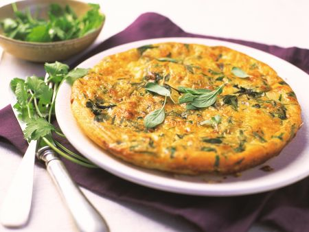 Cheese Herb Pastry