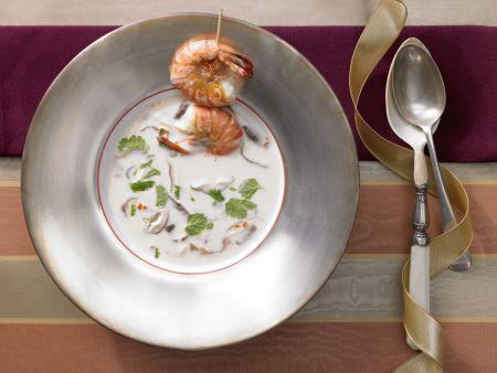 Coconut-Lemongrass Soup