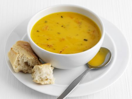 Creamy Carrot and Pepper Soup