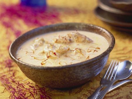 Creamy indian chicken soup recipe eat smarter usa creamy indian chicken soup forumfinder Images