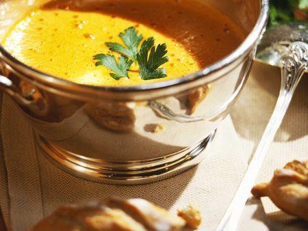 Creamy Pepper Soup