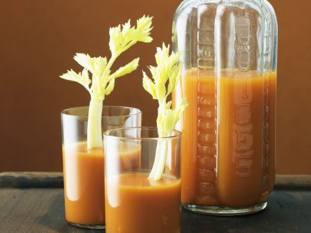 Detox Carrot Juice