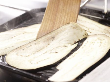 how to cook eggplant slices in the oven