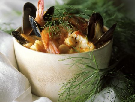 French fish soup bouillabaisse recipe eat smarter usa for French fish recipes