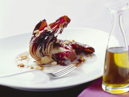 Fried Radicchio