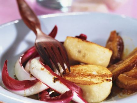 Goats' Cheese Medallions