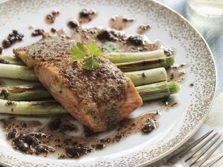 Fish fillet recipes eat smarter usa for Gourmet fish recipes