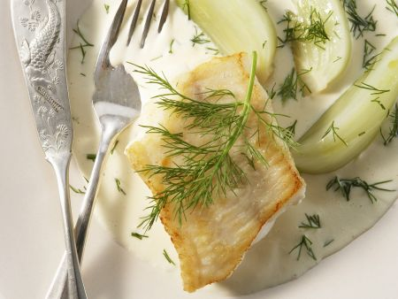 Haddock with Fennel in Pernod Sauce recipe | Eat Smarter USA
