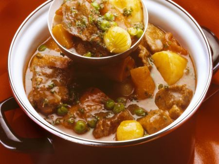 Hearty Meat and Veg Braise