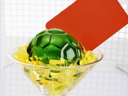 Jello Soccer Ball