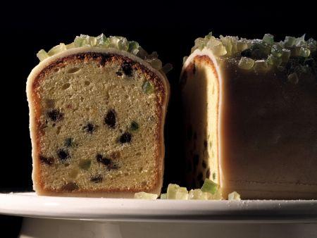 King Cake with Marzipan