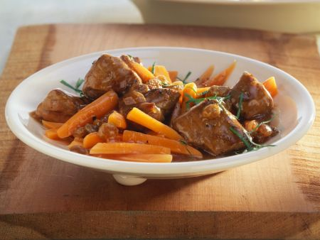 Lamb Stew with Carrots