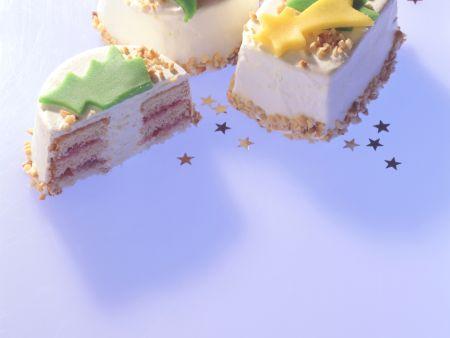 Mini Marzipan Cakes