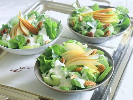 Pears and Celery Salad