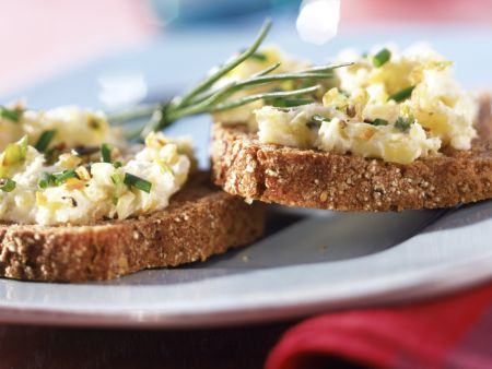 Potato Salad Sandwich