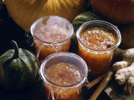 Pumpkin and Apple Jam