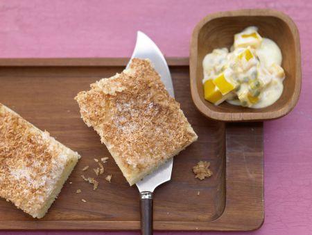 Quick Coconut Cake recipe | Eat Smarter USA